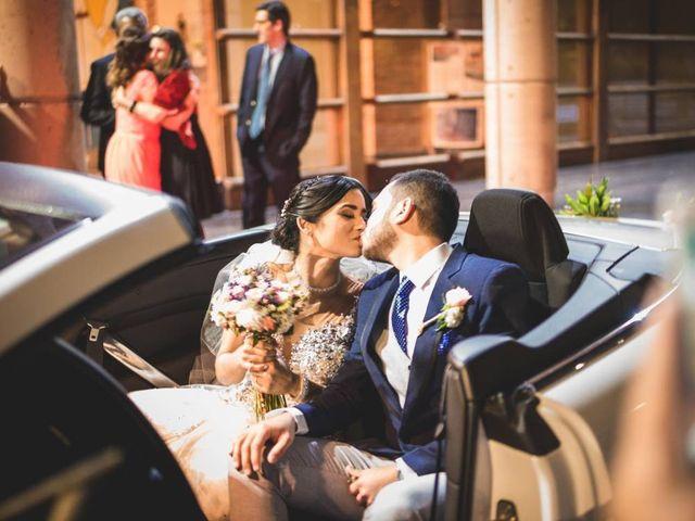 El matrimonio de Daniel y Geraldine en Las Condes, Santiago 10