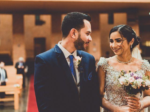 El matrimonio de Daniel y Geraldine en Las Condes, Santiago 11