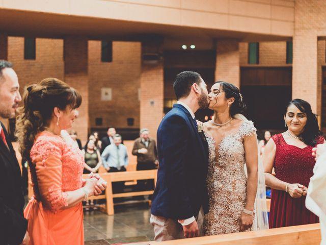 El matrimonio de Daniel y Geraldine en Las Condes, Santiago 12