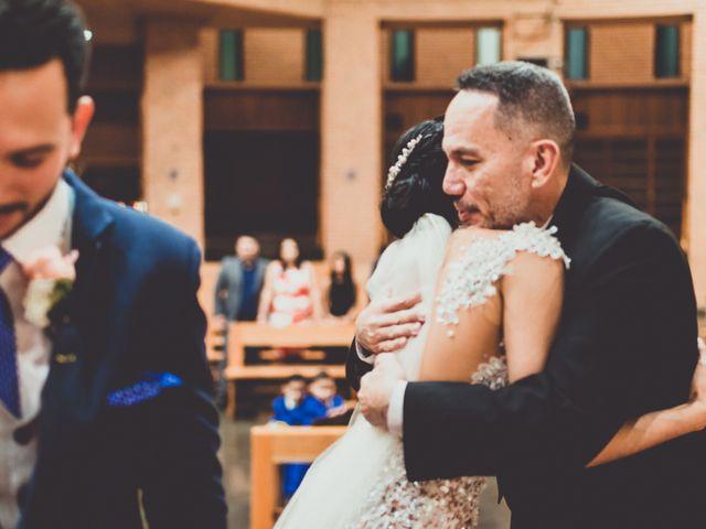 El matrimonio de Daniel y Geraldine en Las Condes, Santiago 13