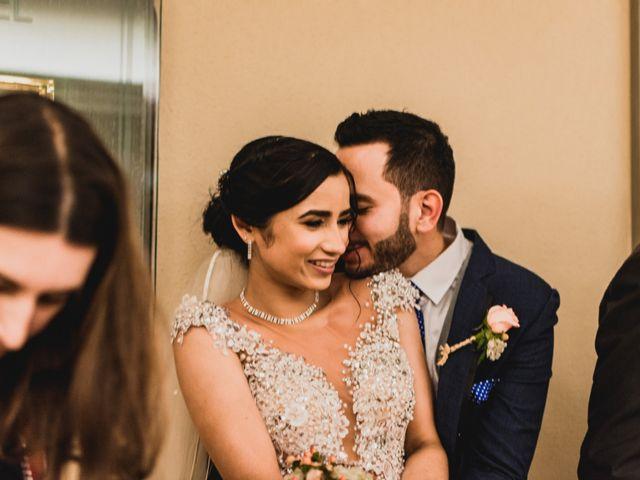 El matrimonio de Daniel y Geraldine en Las Condes, Santiago 17