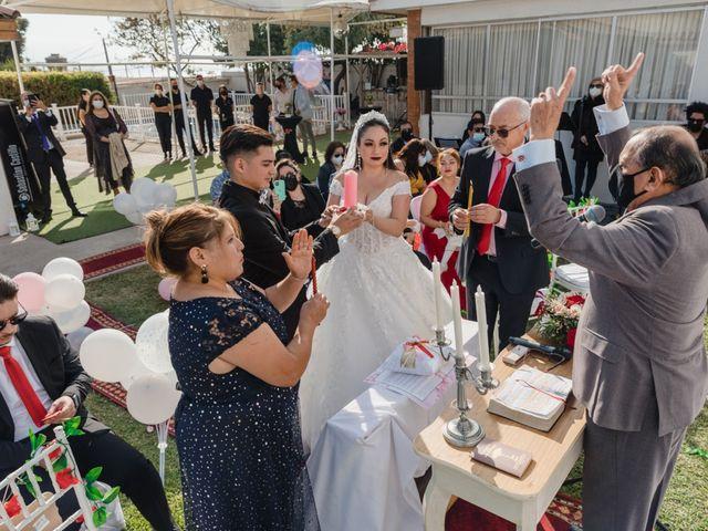 El matrimonio de Jean Carlos y Giannina  en Antofagasta, Antofagasta 8