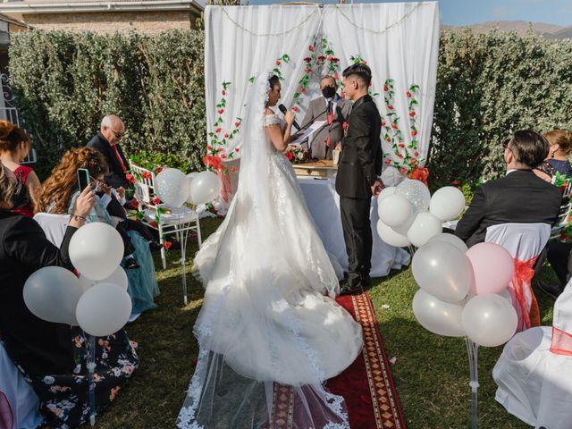 El matrimonio de Jean Carlos y Giannina  en Antofagasta, Antofagasta 9