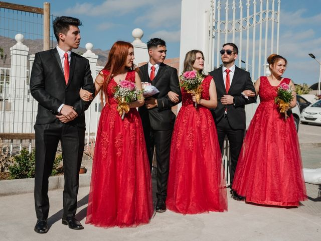 El matrimonio de Jean Carlos y Giannina  en Antofagasta, Antofagasta 10