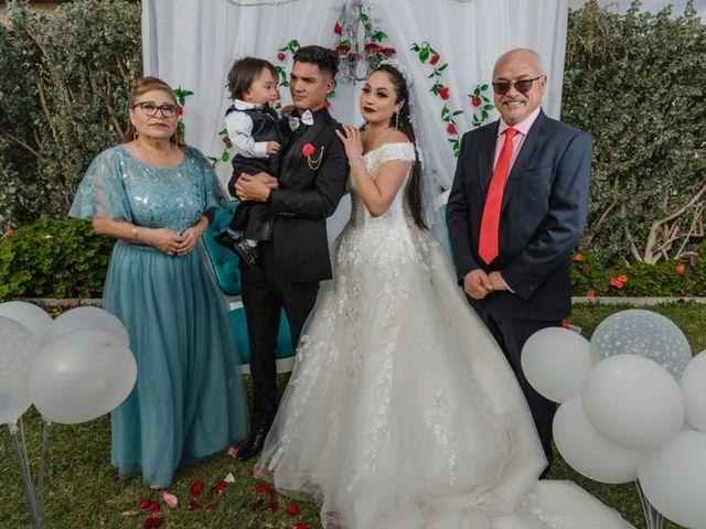 El matrimonio de Jean Carlos y Giannina  en Antofagasta, Antofagasta 25