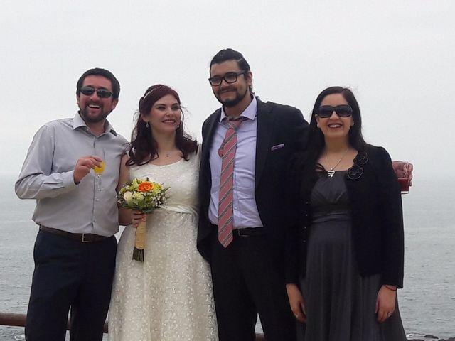 El matrimonio de Glenda y Daniel en Concón, Valparaíso 2