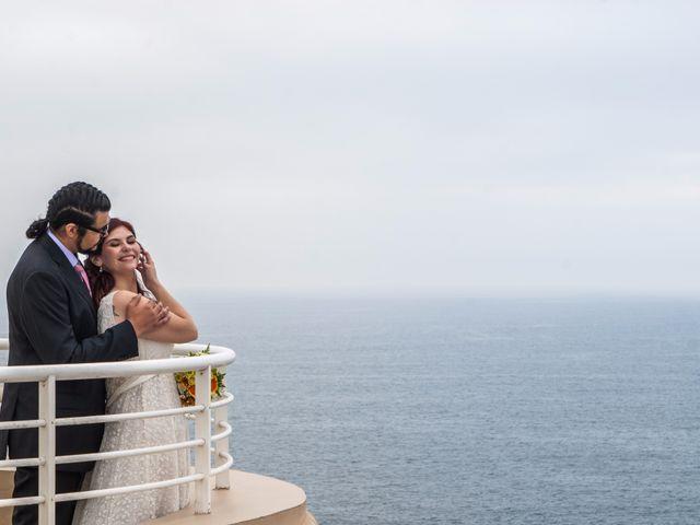 El matrimonio de Glenda y Daniel en Concón, Valparaíso 1