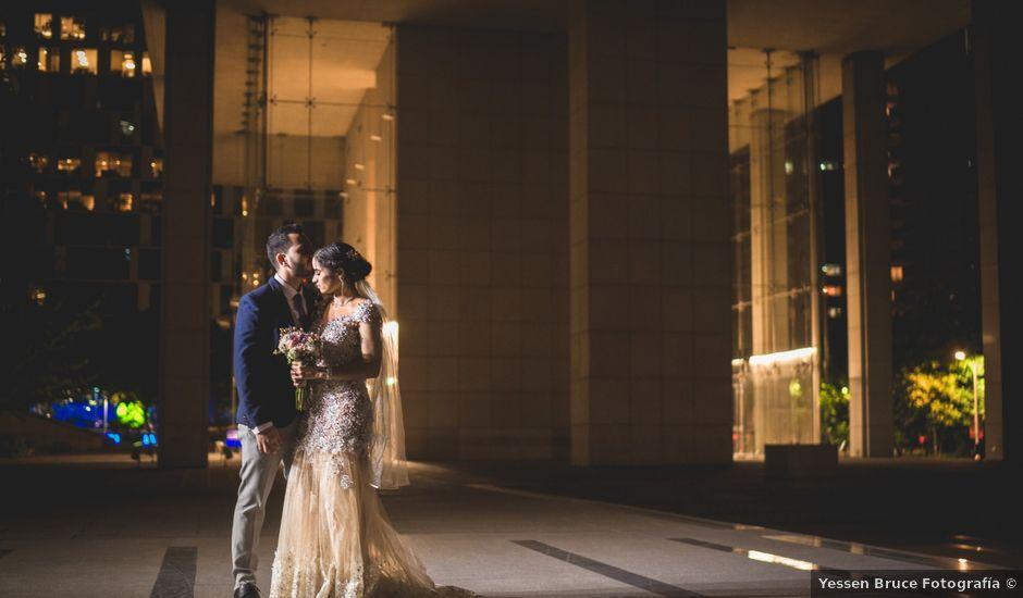 El matrimonio de Daniel y Geraldine en Las Condes, Santiago