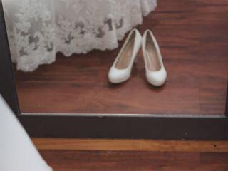 El matrimonio de Daniela y Pablo 1