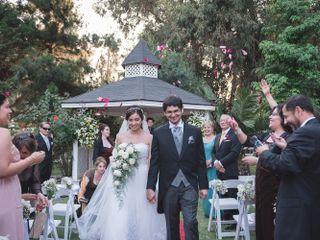 El matrimonio de Daniela y Pablo