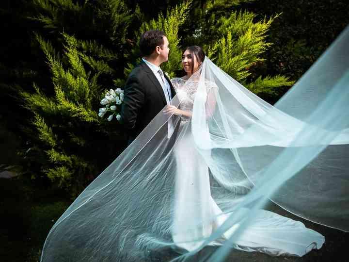 El matrimonio de Constanza y Raúl