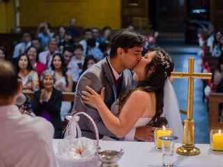 El matrimonio de Lesli y Patricio