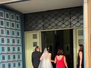 El matrimonio de Constanza y Raúl 2
