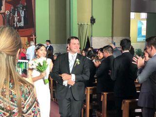 El matrimonio de Constanza y Raúl 3