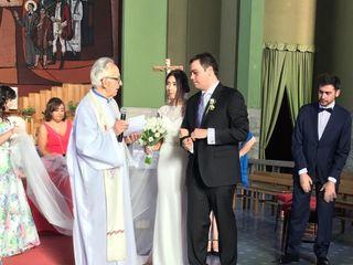 El matrimonio de Constanza y Raúl 1