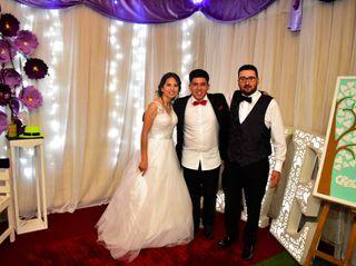 El matrimonio de María Eliana y Cristián 2