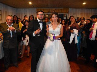 El matrimonio de María Eliana y Cristián