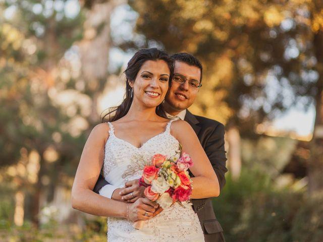 El matrimonio de Ximena y Nelson