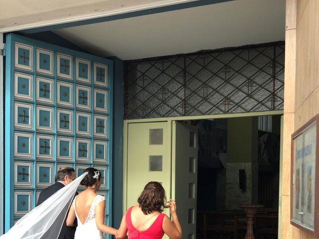 El matrimonio de Raúl y Constanza en Calera de Tango, Maipo 3