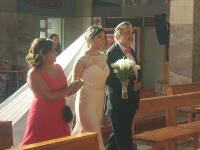 El matrimonio de Raúl y Constanza en Calera de Tango, Maipo 6