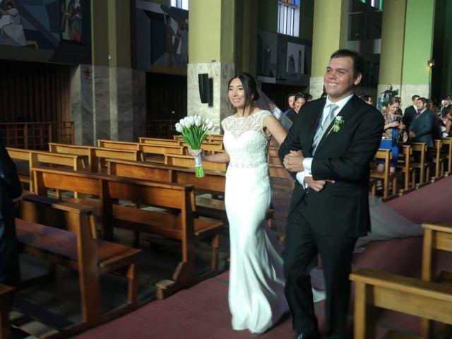 El matrimonio de Raúl y Constanza en Calera de Tango, Maipo 8