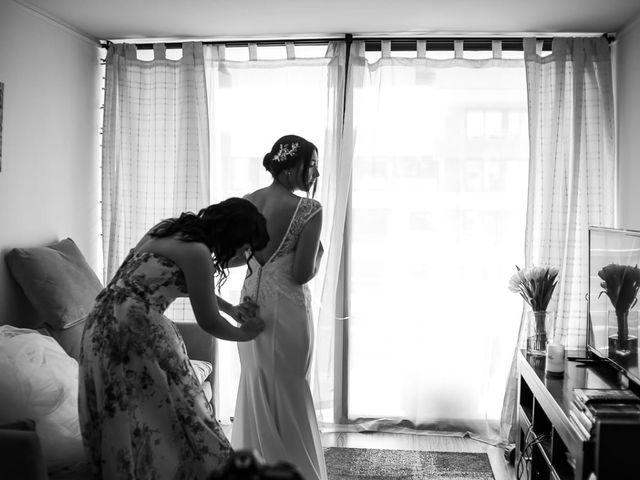 El matrimonio de Raúl y Constanza en Calera de Tango, Maipo 15