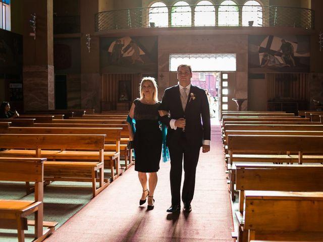 El matrimonio de Raúl y Constanza en Calera de Tango, Maipo 21
