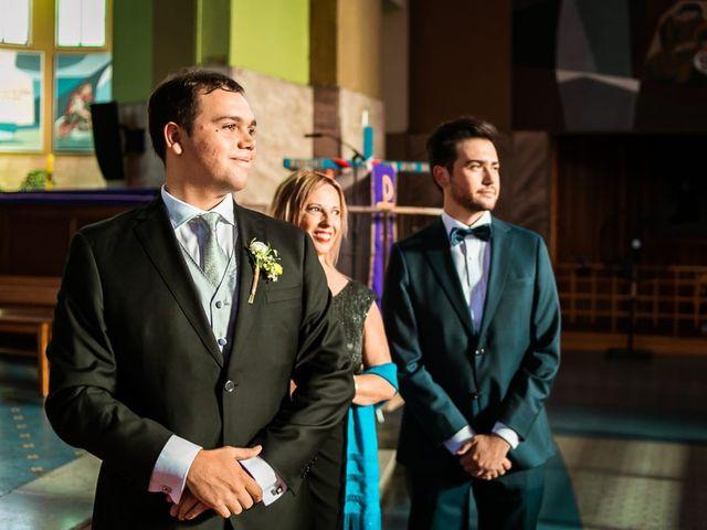 El matrimonio de Raúl y Constanza en Calera de Tango, Maipo 22