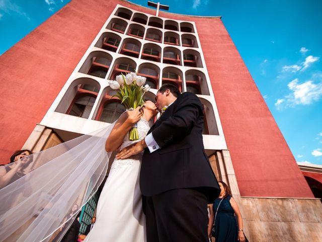 El matrimonio de Raúl y Constanza en Calera de Tango, Maipo 27