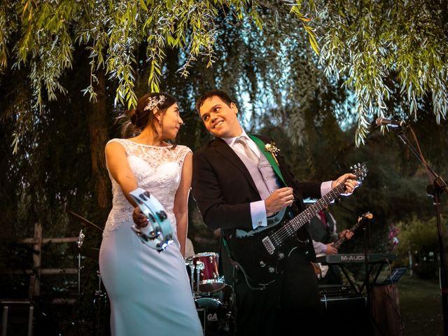 El matrimonio de Raúl y Constanza en Calera de Tango, Maipo 2