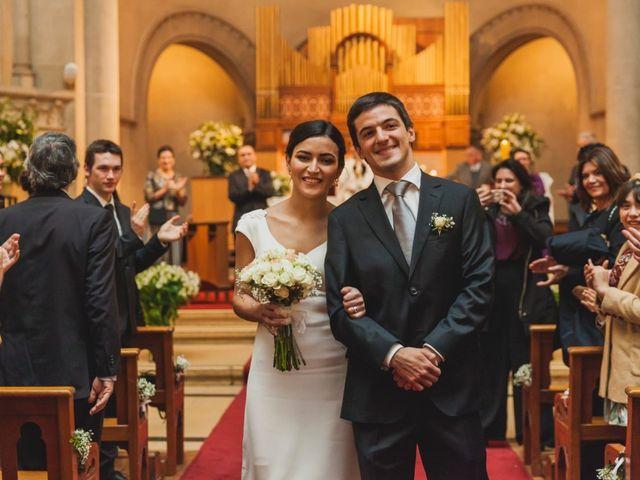 El matrimonio de Consuelo y José Diego