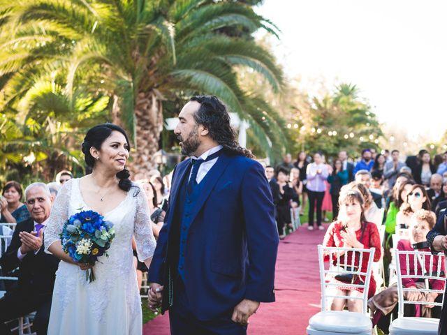 El matrimonio de Vero y David en Santiago, Santiago 7