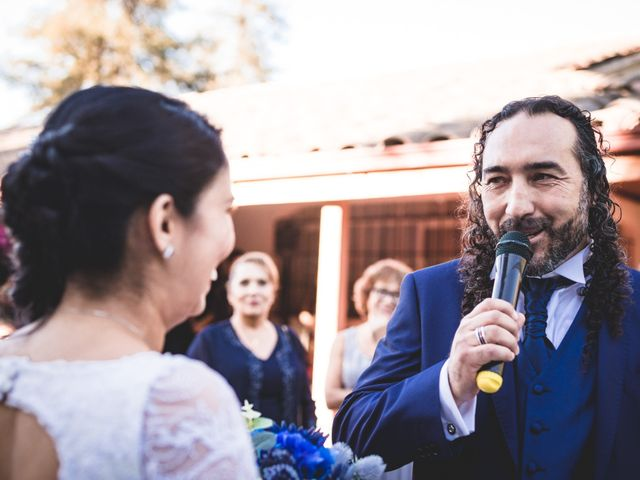 El matrimonio de Vero y David en Santiago, Santiago 9