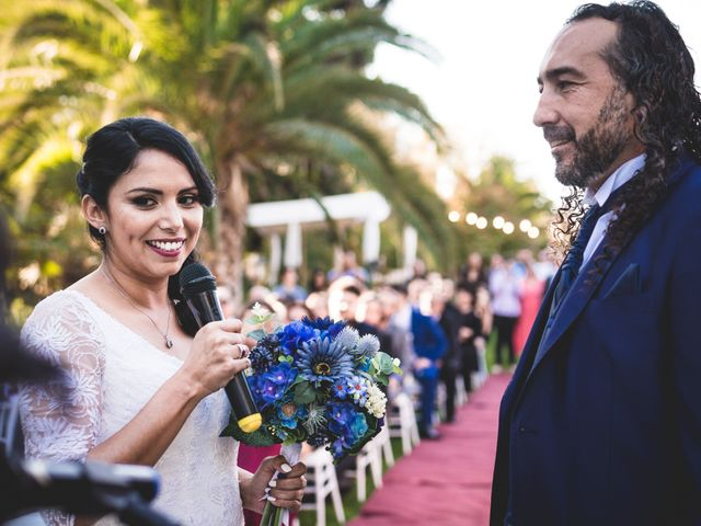 El matrimonio de Vero y David en Santiago, Santiago 10