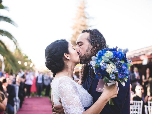 El matrimonio de Vero y David en Santiago, Santiago 12