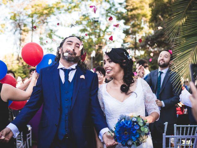 El matrimonio de Vero y David en Santiago, Santiago 13