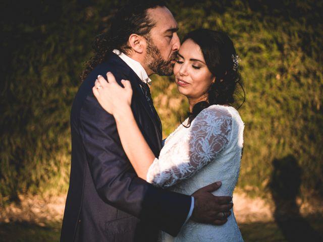 El matrimonio de David y Vero