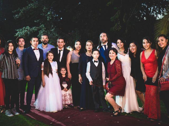 El matrimonio de Vero y David en Santiago, Santiago 15