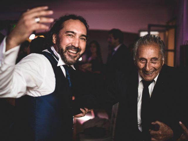 El matrimonio de Vero y David en Santiago, Santiago 21