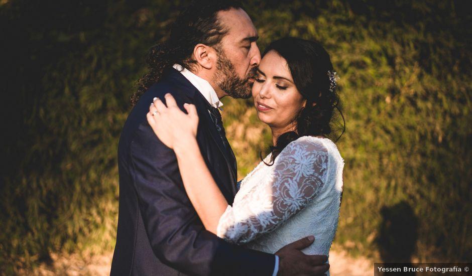 El matrimonio de Vero y David en Santiago, Santiago