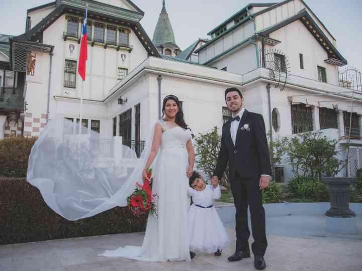 El matrimonio de Danitza y Gabriel