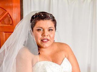 El matrimonio de Daniela  y Víctor  1