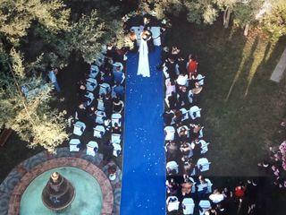 El matrimonio de Eled y Nicolás  1