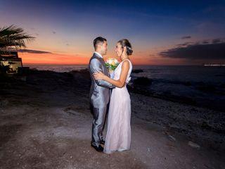 El matrimonio de Makarena  y Pablo  1