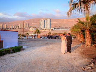 El matrimonio de Makarena  y Pablo  3