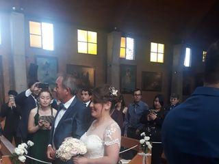 El matrimonio de Francisca  y Víctor  1