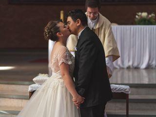 El matrimonio de Francisca  y Víctor  2
