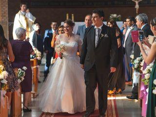 El matrimonio de Francisca  y Víctor  3