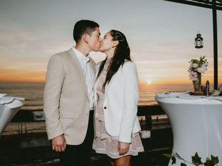 El matrimonio de Belén y Fernando