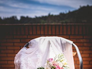El matrimonio de Andrea y Carlos 2